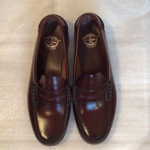 Men's Florsheim Berkley Burgundy Penny Loafer